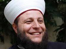 فلسطين عقيدة لا يُتنازل عنها.المفتي الشيخ أحمد نصار